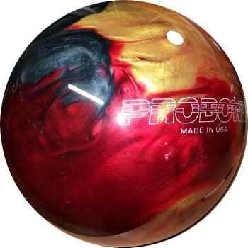 ProBowl Spare Rouge/Or/Gris