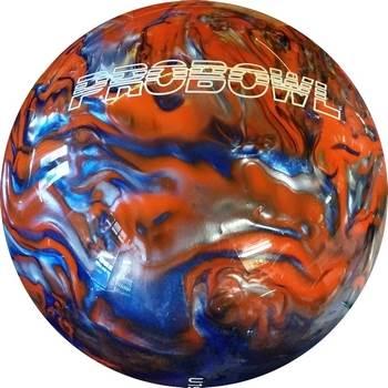 Spare ProBowl Bleu/Orange/Argent