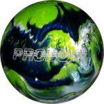 Spare ProBowl Vert/Noir/Argent
