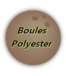 Boules de Spare (Polyester)