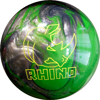 Rhino Vert/Argent