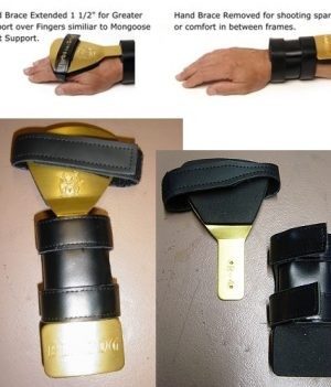 Poignet Wrist Support (Bulldog)
