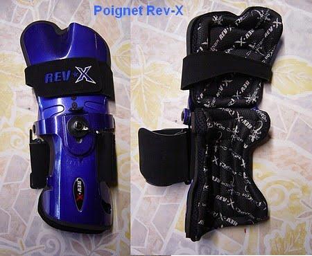 Poignet Réglable Rev-X