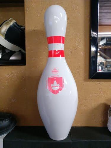 Quille de Bowling (Blanche)