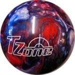 Boule Polyester T-Zone Patriot (Rouge/Bleu/Blanc Nacré)