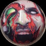 Boule de Spare Fantasy DV8 Zombie face