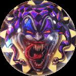 Boule de Spare Fantasy Viz-a-Ball Joker faceBoule de Spare Fantasy Viz-a-Ball Joker arrière