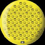 Boule de Spare Fantasy Viz-a-Ball Smiley arrière