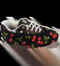 Protèges Chaussures Motif Cerise (Master)