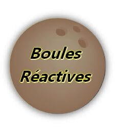 Boules Réactives