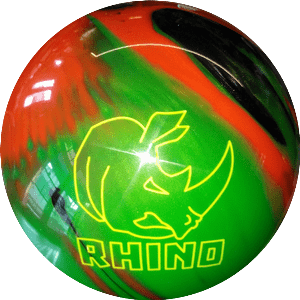Rhino Noir/Orange/Vert