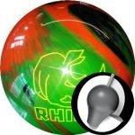 Brunswick Rhino Noir/Orange/Vert