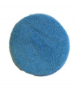 Pad Eponge Microfibre (Bleu)
