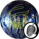 Brunswick Twist Bleu/Argent