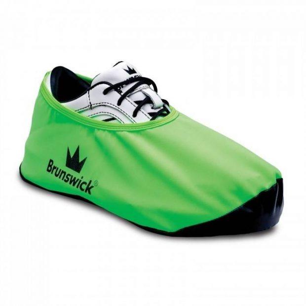 Brunswick Proteges Chaussures Souple VertFluo