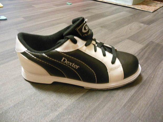 Dexter Groove II (Blanc/Noir)