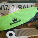 Brunswick Proteges Chaussures Souple VertFluo Demo