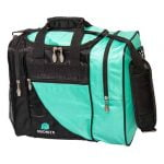Sac 1 boule Ebonite Impact Teal/Noir