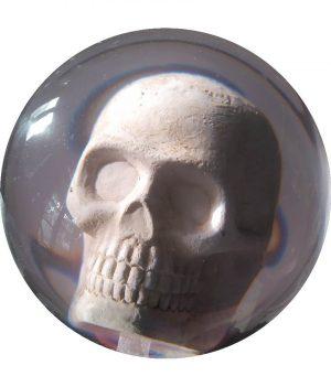 Tête de Mort (Transparente)