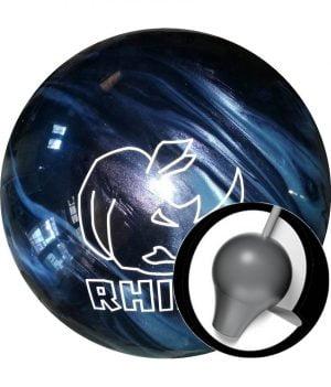 Rhino Bleu Metal/Noir