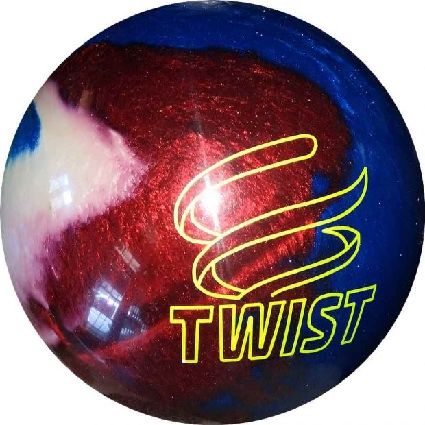 Brunswick Twist Rouge/Blanc/Bleu