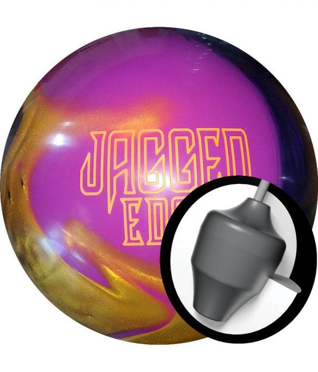 Jagged Edge Hybrid (Or/Violet/Purple)