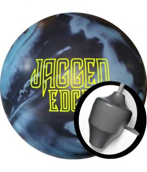 Jagged Edge Solid (Bleu/Noir)
