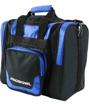 Sac 1 Boule ProBowl Deluxe Bleu/Noir