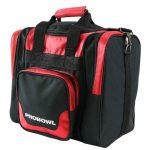 ProBowl Sac 1 Boule Deluxe Rouge/Noir