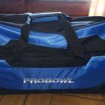 Sac 3 Boules Tote Plus ProBowl Bleu/Noir (avec compartiment)