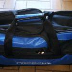Sac 3 Boules Tote Plus ProBowl Bleu/Noir (haut)