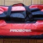 Sac 3 Boules Tote Plus ProBowl Rouge/Noir