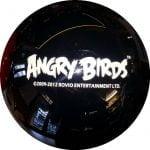 Spare Semi-Transparente Angry Birds Noir verso