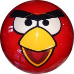 Spare Semi-Transparente Angry Birds Rouge recto