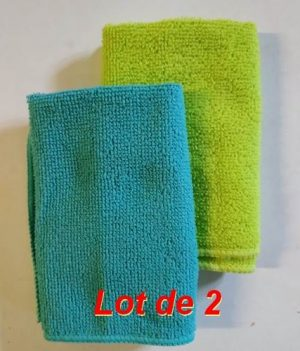 Serviette Microfibre (Lot de 2)