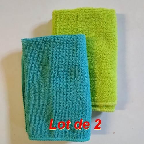 Serviette Microfibre (Lot de 2)