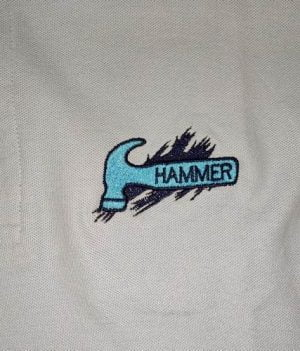 Polo Hammer Bleu Ciel (Small)