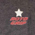 Polo-RotoGrip-Gris-Blanc-Rouge-logo