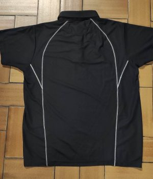 Polo-Shirt Brunswick Noir (X-Large)
