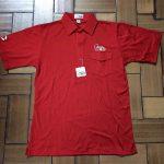 Polo-Shirt-Columbia-Rouge-recto