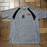 Polo-Shirt-Turbo-Gris-recto