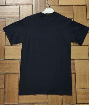 Motiv T-Shirt en Coton Noir (Small)