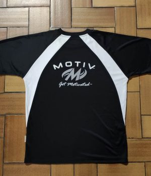 Motiv T-Shirt Noir (Medium)